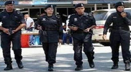 Malaysia bat 143 nguoi Philippines nhap cu trai phep - Anh 1