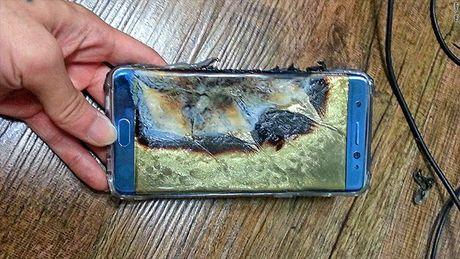 Van con hon 1 trieu chiec Galaxy Note 7 chua thu hoi duoc - Anh 1