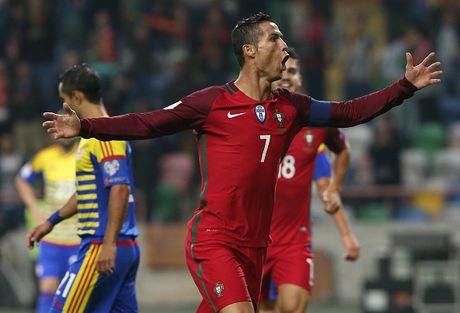 Ronaldo: 'Toi la cau thu so mot the gioi' - Anh 1