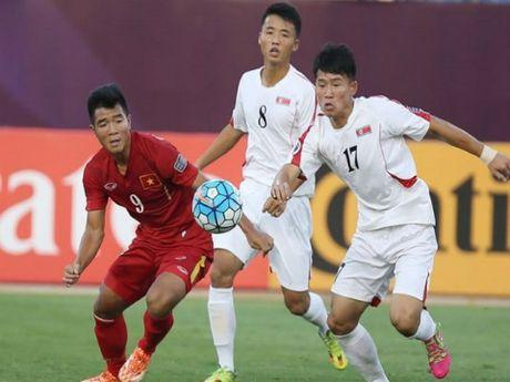 'U19 Viet Nam dat diem roi phong do tot' - Anh 1