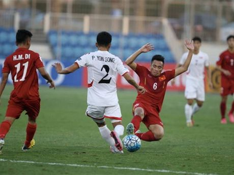 'U19 Viet Nam dat diem roi phong do tot' - Anh 2