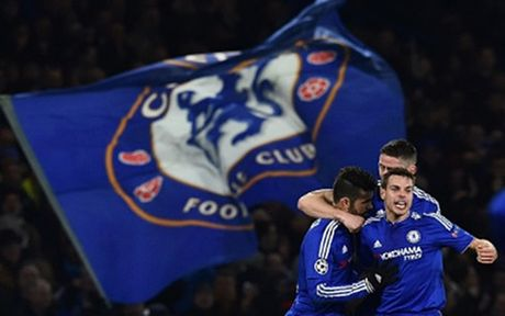 Costa ghi ban, Chelsea thang dam Leicester City - Anh 5