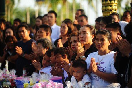 Thai Lan keu goi truyen thong quoc te ngung dua tin that thiet - Anh 1