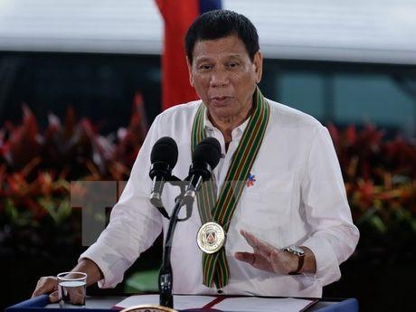 Tong thong Philippines neu phan quyet Bien Dong khi tham Trung Quoc - Anh 1