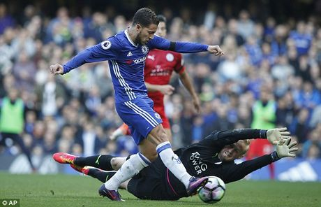 Chelsea 3-0 Leicester City: Tan xac Cao - Anh 3