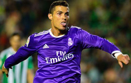 Sau 1 thang, Ronaldo da ghi ban tro lai - Anh 1