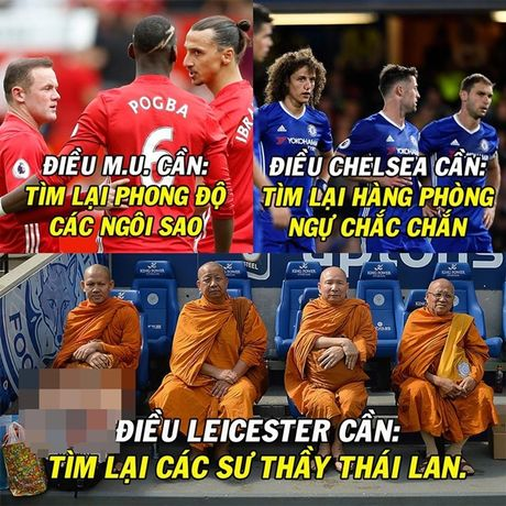 Anh che: Ngai A No sam mat na mien phi don Halloween; Chan dong voi vu mat tich lau nam o Old Trafford - Anh 1