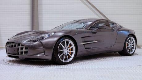 Aston Martin One-77 gan nhu moi tinh rao ban 47 ty Dong - Anh 1