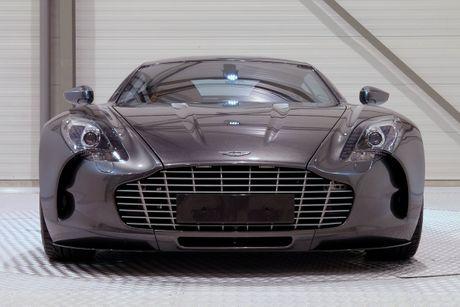 Aston Martin One-77 gan nhu moi tinh rao ban 47 ty Dong - Anh 2