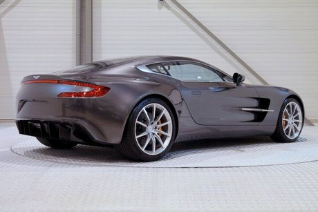 Aston Martin One-77 gan nhu moi tinh rao ban 47 ty Dong - Anh 5