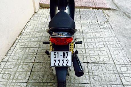 Dan Honda Wave bien tu quy 'sieu khung' tai VN - Anh 8