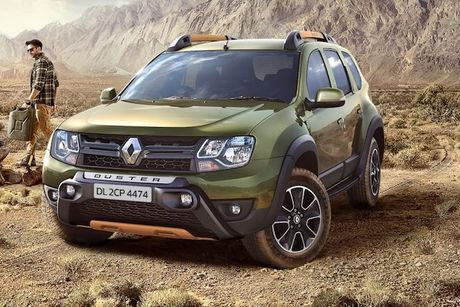 SUV co nho Renault Duster Adventure gia chi 321 trieu - Anh 1