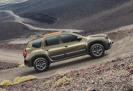 SUV co nho Renault Duster Adventure gia chi 321 trieu - Anh 6
