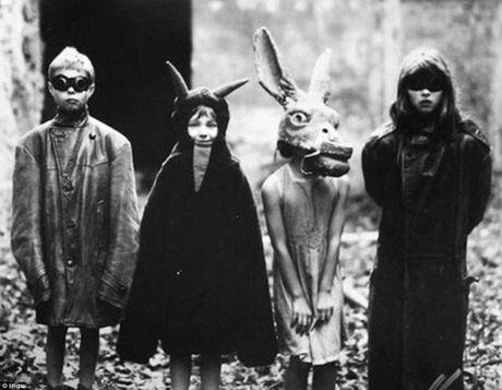 Khiep dam 10 kieu trang phuc Halloween - Anh 3