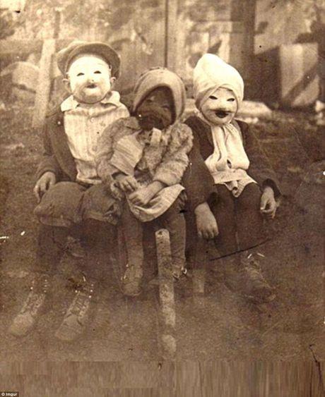 Khiep dam 10 kieu trang phuc Halloween - Anh 4