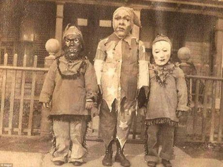 Khiep dam 10 kieu trang phuc Halloween - Anh 5
