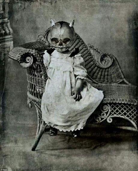 Khiep dam 10 kieu trang phuc Halloween - Anh 9