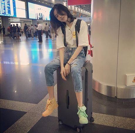 Hot girl Singapore sinh nam 1999 co ve dep tu nhien nhu nu than - Anh 13