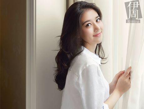 Hot girl Singapore sinh nam 1999 co ve dep tu nhien nhu nu than - Anh 5