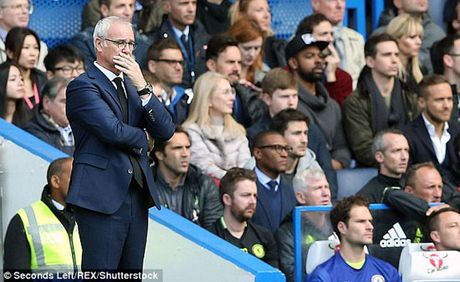 Tren san nha Chelsea da bai Leicester City - Anh 2