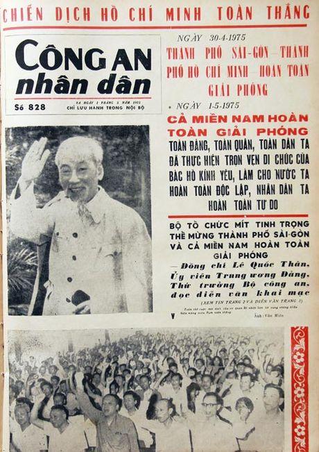 Tu noi san Cong an nhan dan va Tuan bao Cong an nhan dan - Anh 1