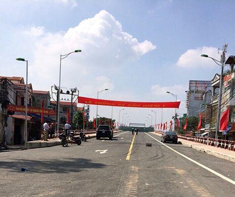 Hai Phong chuan bi thong xe cau Niem - Anh 1