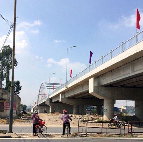 Hai Phong chuan bi thong xe cau Niem - Anh 2