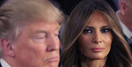 Loi de doa ngoc nghech he lo bi kich cua vo Donald Trump - Anh 1