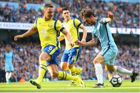 Man City 1-1 Everton: Tham hoa penalty - Anh 2