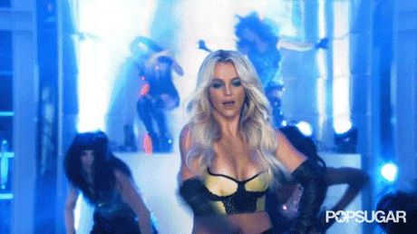 Britney Spears - Christina Aguilera: Phep so sanh cua the ky - Anh 6