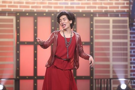 'Ky phung dich thu': Phi Thanh Van nhap vai Ha Ho, lam kho Van Son - Anh 9