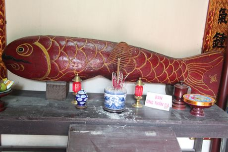 Chuyen ke o dinh Trung Tu (Ky cuoi) : 'Than ngu' cua lang - Anh 2