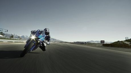 Yamaha YZF-R6 ra mat voi thiet ke cuc 'ngau' - Anh 3