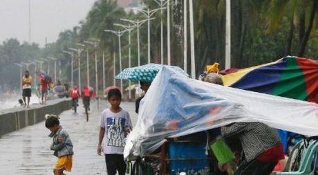 Bao Sarika hoanh hanh tai Philippines - Anh 1