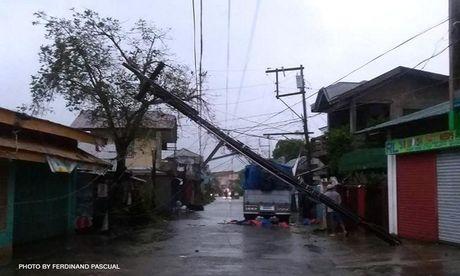 Bao Sarika hoanh hanh tai Philippines - Anh 6