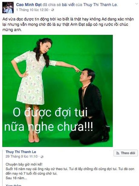 Dien vien Cao Minh Dat chinh thuc chia tay cuoc song doc than - Anh 3