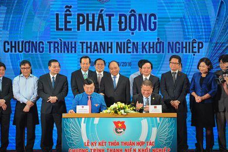 Phat dong Chuong trinh 'Thanh nien khoi nghiep' giai doan 2016-2021 - Anh 1