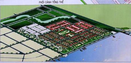 Dau tu 318 ty dong xay dung ha tang Khu do thi Nam thanh pho Tuy Hoa - Anh 2