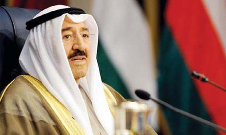 Tieu vuong Kuwait giai tan quoc hoi - Anh 1