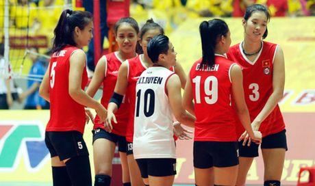 Danh bai Viet Nam, Chonburi vo dich VTV Cup 2016 - Anh 1