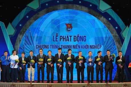 Phat dong chuong trinh Thanh nien khoi nghiep - Anh 1