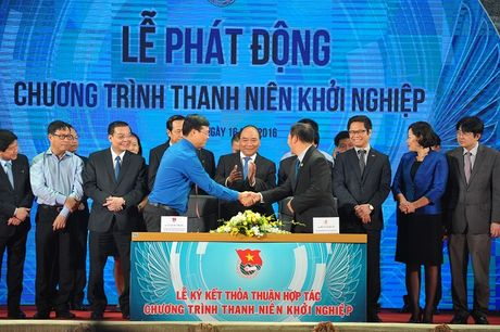 Phat dong chuong trinh Thanh nien khoi nghiep - Anh 3