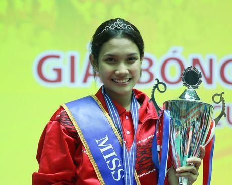 Ngam dung nhan cua Hoa khoi VTV Cup 2016 - Anh 1