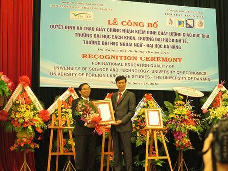 ĐH Đà Nẵng hoàn thành kiểm định chất lượng giáo dục