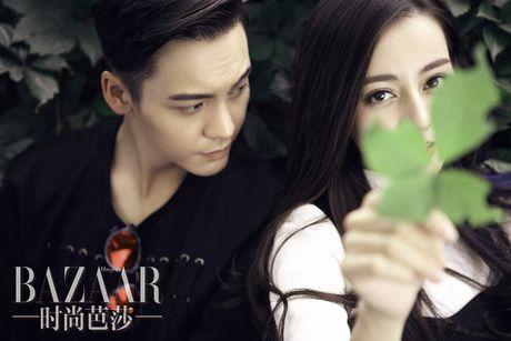 Netizen xu Trung khao nhau bang chung hen ho cua 'My nhan Tan Cuong' Dich Le Nhiet Ba va Tran Vy Dinh - Anh 18