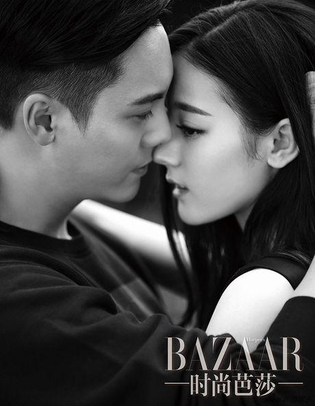 Netizen xu Trung khao nhau bang chung hen ho cua 'My nhan Tan Cuong' Dich Le Nhiet Ba va Tran Vy Dinh - Anh 21