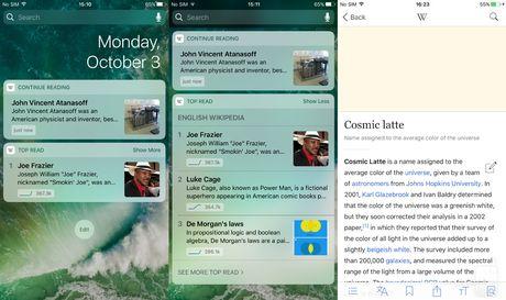 Tien ich iOS 10 tot nhat cho iPhone, iPad - Anh 6
