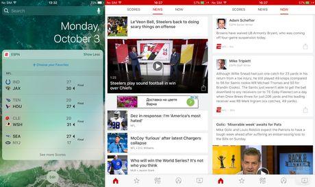 Tien ich iOS 10 tot nhat cho iPhone, iPad - Anh 8