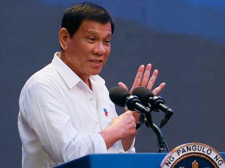 Neu chieu Trung Quoc, Duterte se bi bai chuc - Anh 1