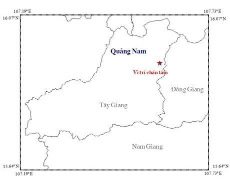 Dong dat 3,4 do richter o Quang Nam - Anh 1